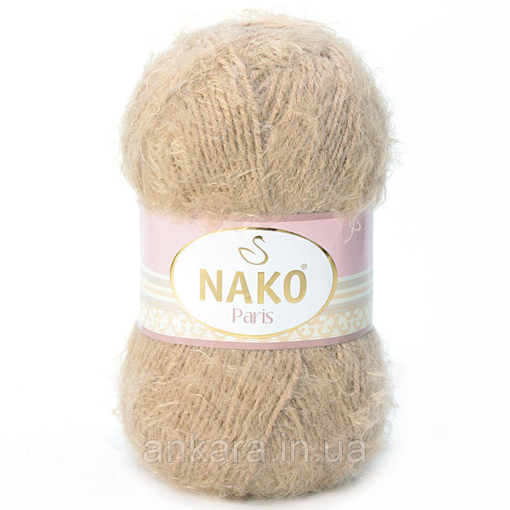 Пряжа Nako Paris 11237