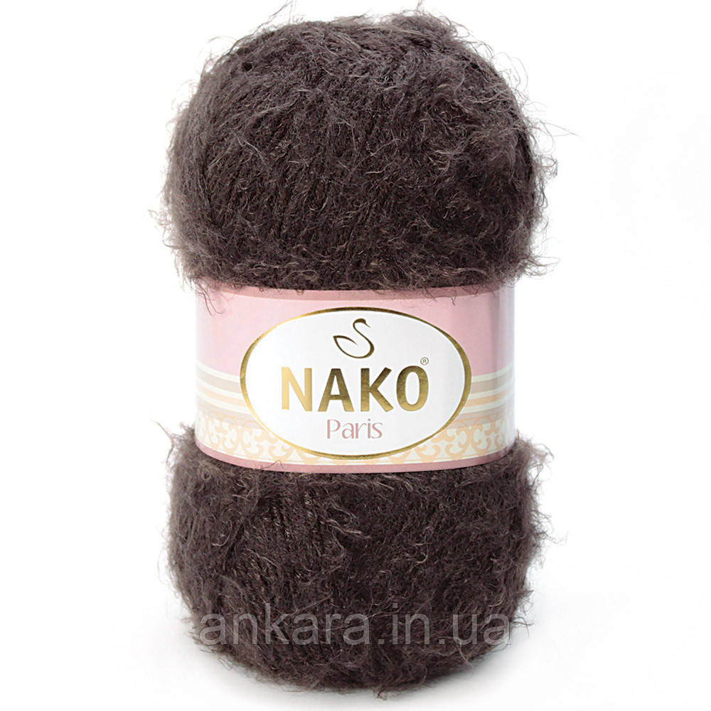 Пряжа Nako Paris 11270