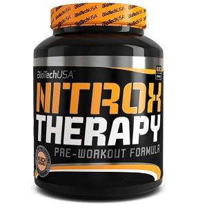 Предтренировочный комплекс Biotech USA Nitrox Therapy (680 грамм.)