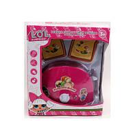 "Тостер ""Лол"" LOL 320G22, 15см, звук, свет, трещотка, на бат-ке, в кор-ке"