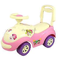 Автомобіль для прогулянок Луноходик (рожевий), арт. 174РОЖ, Орион