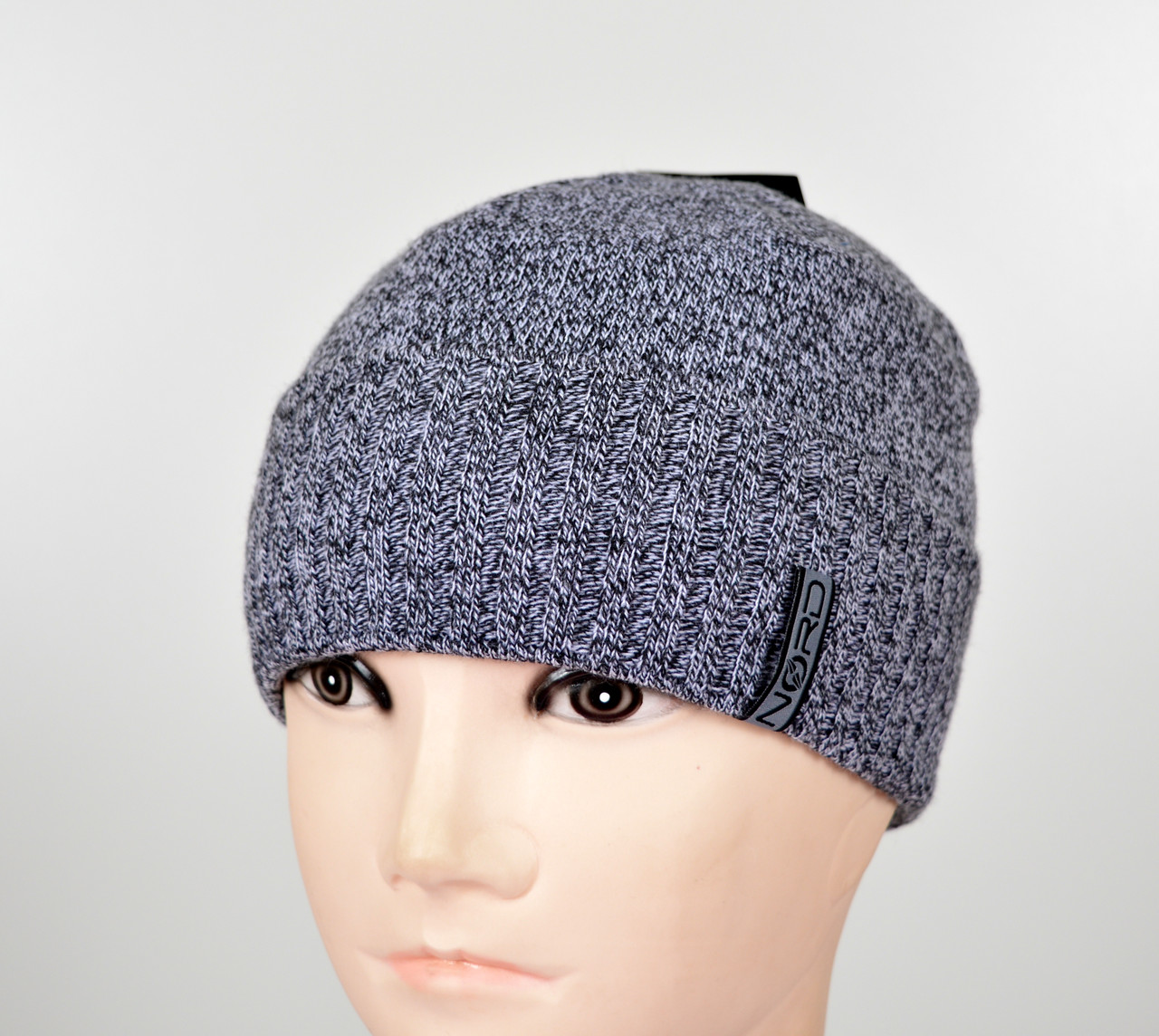 Мужская шапка Nord S-1803 березка