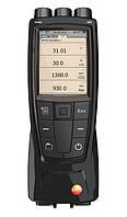 Термоанемометр testo 480, Анемометр testo 480, testo 480, Измеритель параметров микроклимата