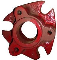 Ступица колеса опорного под звездочку СУПН-8 (голая)