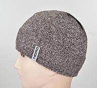 Мужская шапка Nord S-1803 коричневый, фото 1