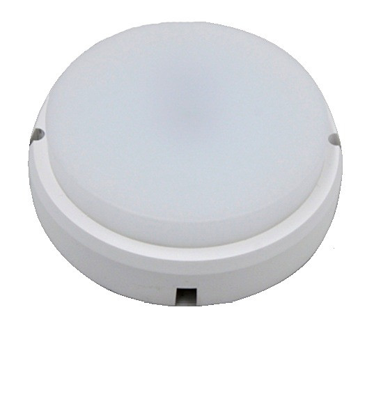 Светильник LED Round Ceiling 8W 640Лм 4200K IP65 (ЖКХ круг)