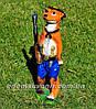 Садовая фигура Суслик капитан, Суслик с ружьем и Суслик пират, фото 3
