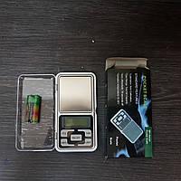 Весы электронные POCKET SCALE MH-500 (500г/0.1г)