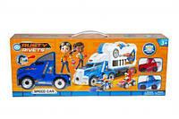 Трейлер с инструментами Rusty Rivets Kronos Toys HY225K (tsi_48882)