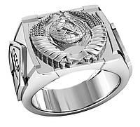 Печатка мужская серебряная Советская 700 800