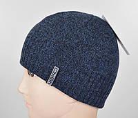 Мужская шапка Nord S-1801 т.джинс, фото 1