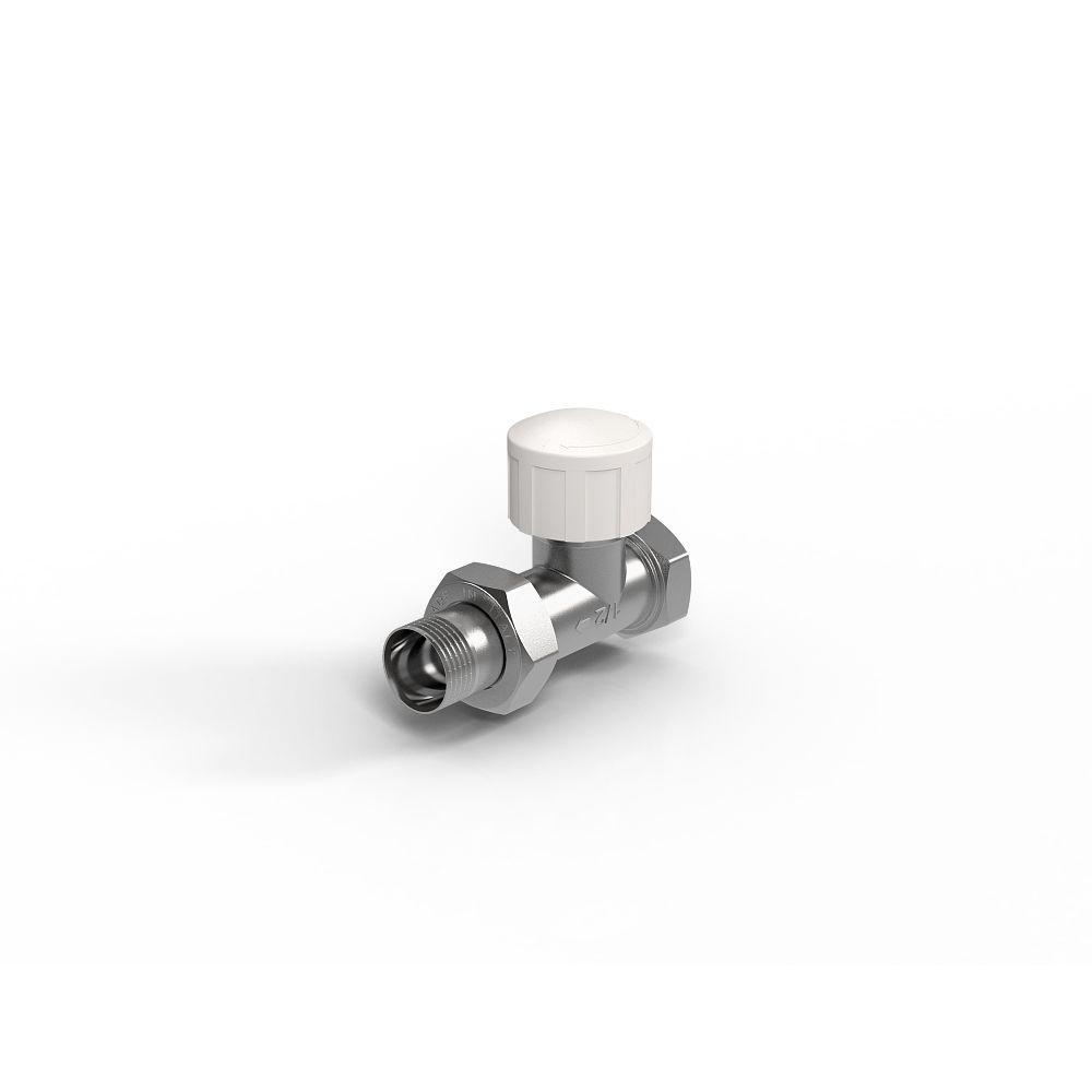 """Вентиль термостатический прямой для радиатора, 1/2"""" Royal Thermo RTE 50.013"""