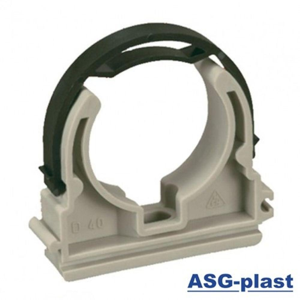Зажим с лентой ASG 63