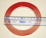 Скотч двухсторонний VHB 0.8 x 4мм x 5м акриловый прозрачный 3M4213/4249, фото 6