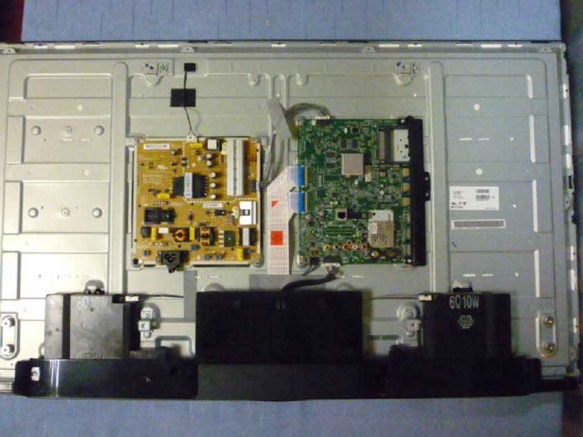 Плати від LED TV LG 42LF653V-ZC.BRUYLDU поблочно, в комплекті (розбита матриця).