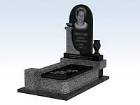 Памятник гранитный (букинский и покостовский гранит) цены на надгробные памятники симферополь, фото 1