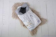 """Демисезонный конверт-трансформер для новорожденного """"Путешественник"""", фото 1"""