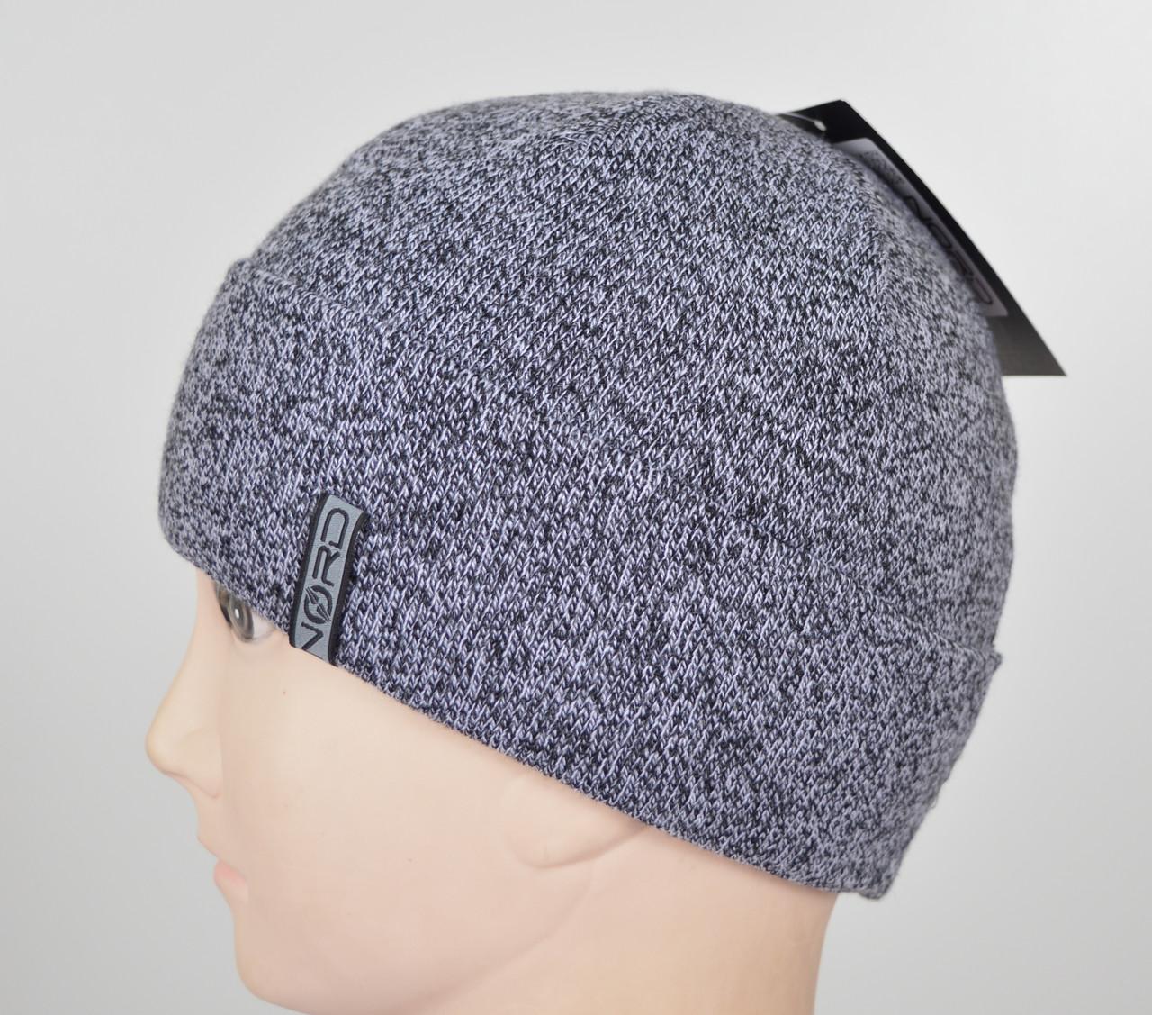 Мужская шапка Nord S-1802 березка