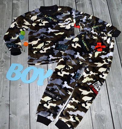 Пижама подростковая Камуфляж, фото 2