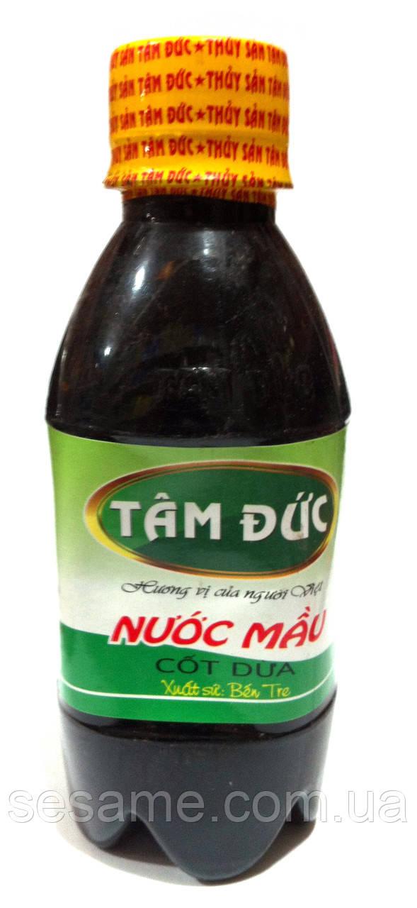 Кокосовая карамель натуральная Tam Duc Coco Caramel 300 грамм (Вьетнам)