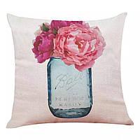 45х45см , Декоративная наволочка для подушек (чехол на подушку ) 99547639