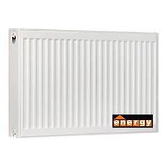 Радиатор стальной ENERGY 22 тип 300x1800 - Боковое подключение