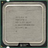 Процессор Intel Pentium D 925 2.8GHz/800MHz/4096k s775 lga775 2 ядра