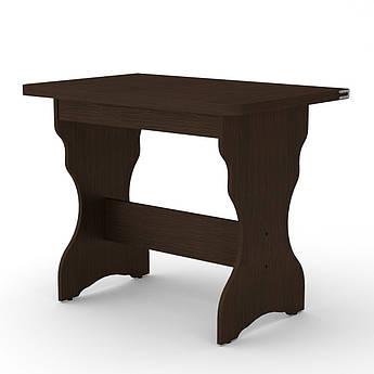 Кухонный стол КС-3 (раскладной стол) венге