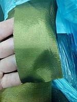Тафта (атлас) (ш.2,85м) зеленая