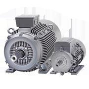 Низковольтный электродвигатель Siemens 1LA9