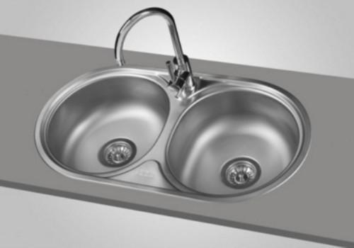 Кухонна мийка Franke Baltic BTL 620 + сифон + кран