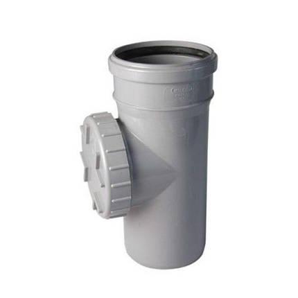 Ревизия для канализации ППР 110, фото 2
