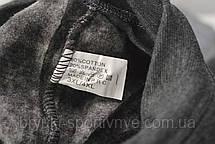 Подштанники мужские с начесом XL\2XL Темно серый, фото 2