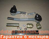 Тяга рульової трапеції (наконечник) ВАЗ 2101 2102 2103 2104 2105 2106 2107 ліва з метизами (пр-во КЕДР)