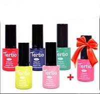 Набор гель-лаков Tertio 5+1