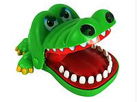Іграшка крокодил-стоматолог. Кусає крокодил. (01288), фото 1