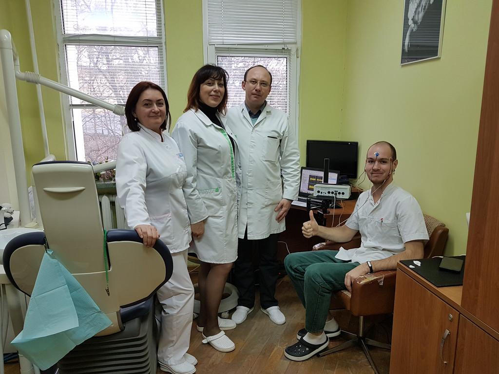 """Стоматологический миограф """"Синапсис"""" во Львове"""