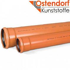 Труба SN4 наружная 110 х 500, Ostendorf
