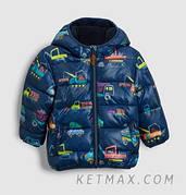 Дутая куртка Next для мальчика (еврозима)