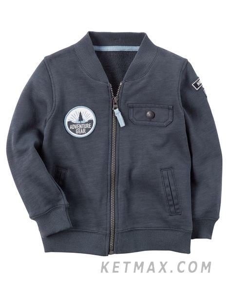 Пиджак бомбер Carter's для мальчика
