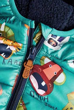 Дутая куртка Next для мальчика (еврозима), фото 2