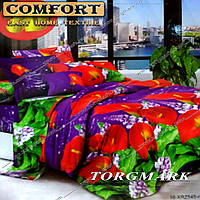 """Комплект постельного белья """"COMFORT 3D"""" полуторный 150 х 220 см."""