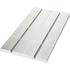 Универсальная панель с алюминиевым слоем UP 250, TECEfloor 77520011