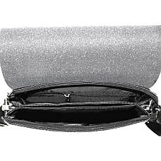 Мужская сумка-мессенджер вертикальная DIWEILU 2 отдела 21х25х6  м 0715-3ч, фото 3