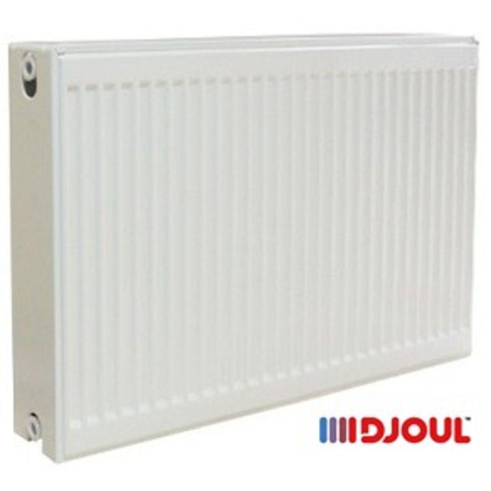 Радиатор стальной 22 тип R (500х600) Djoul - Боковое подключение