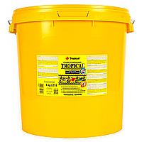 Сухой корм для аквариумных рыб Tropical в хлопьях «Tropical» 21 л (для всех аквариумных рыб) 74429