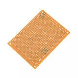 Монтажная макетная плата PCB 5 см x 7 см, фото 2