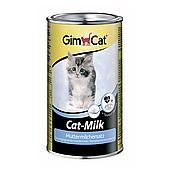 Замінник молока для кішок GimCat Cat-Milk Plus Taurine 200 мл