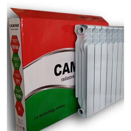 Радиатор алюминиевый Camino 500/100 16 bar, фото 2
