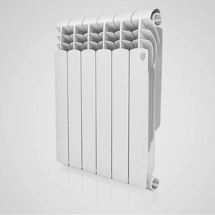 Радиатор биметаллический Royal Thermo Vittoria 350/80 30 bar, фото 2